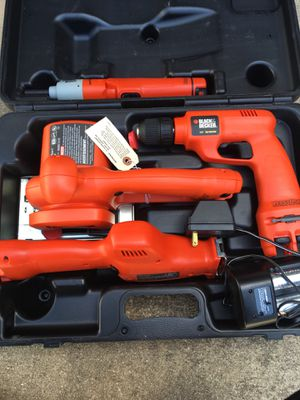 Electric hand tool set for Sale in Austin, TX