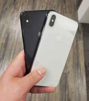 iPhone X unlock any carrier for Sale in Houston, TX