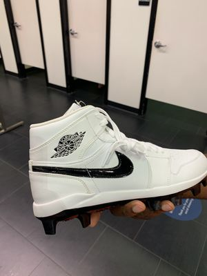 Jordan cleats size 9 for Sale in TEMPLE TERR, FL