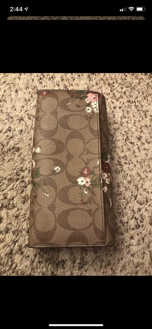 Brand new coach wallet for Sale in Edmonds, WA