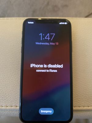 iPhone XS (Black) for sell no drama or BS for Sale in Portland, OR