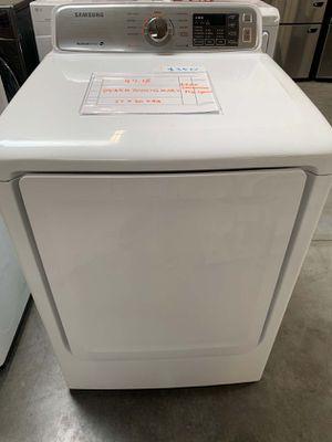 Samsung 7.4 cu. ft. Gas Dryer White for Sale in Whittier, CA
