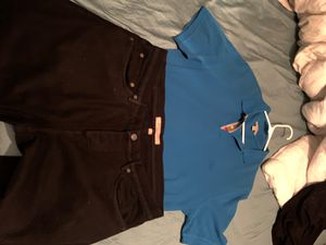 Burberry Shirt & PANTS for Sale in Tampa, FL