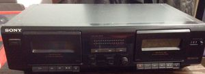 Sony duel cassette player for Sale in Bonita Springs, FL