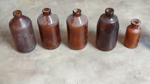Antique bottles for Sale in Maxwell, TX