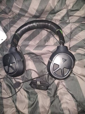 Xbox turtle Beach xo four headset also works for PS4. for Sale in MINEHAHA SPGS, WV