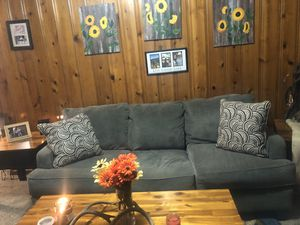 Ashley Furniture Store Matching Couch and Love seat. for Sale in Prineville, OR