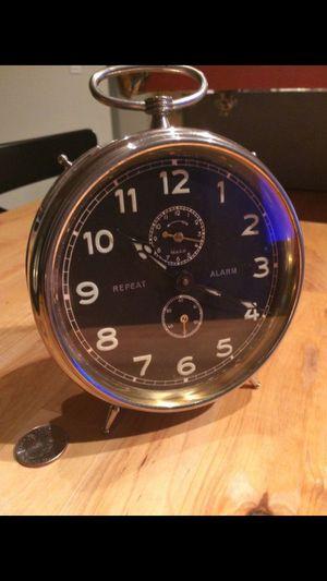 Vintage German Heco Alarm Clock for Sale in Edmonds, WA