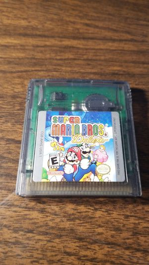 Super Mario Bros Deluxe for Sale in Pittsburgh, PA