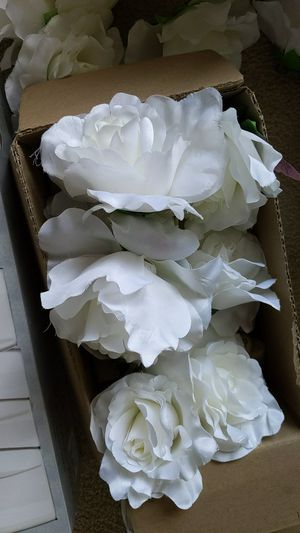 Fake white flowers for Sale in Piscataway Township, NJ