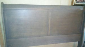 Twin size bed frame dresser and night stand for Sale in Blountsville, AL