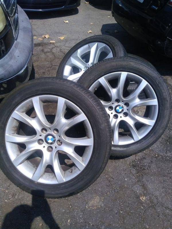 2016 BMW X6 RIMS 19 INCH