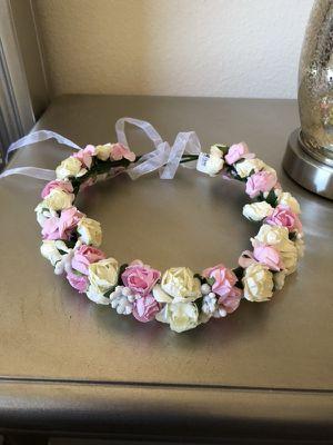 Flower girl tiara for Sale in Fairfax, VA