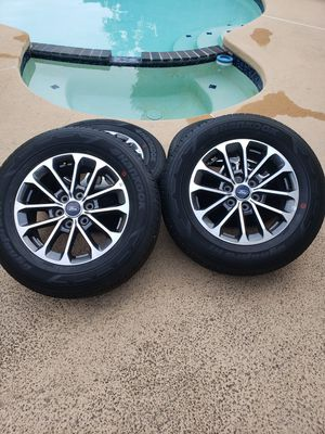 2019 f150 sport expedition wheels and tires brand new 2004 to 2020 for Sale in Duncanville, TX