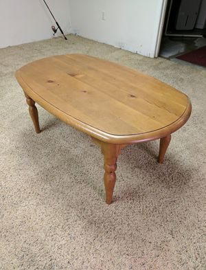 Small wooden coffee table for Sale in Pittsburgh, PA