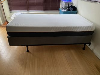 Twin Bed - Great Condition, Barely Used for Sale in Fort Lauderdale,  FL