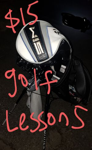 Golf Coaching for Sale in Azusa, CA