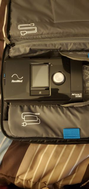 Brand new autoset 10s cpap for Sale in Austell, GA