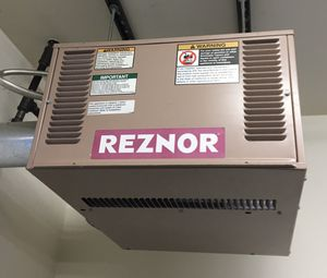 Reznor Heater 105k BTU Gas for Sale in Millville, NJ