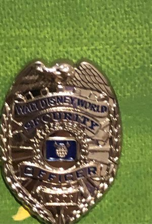 Walt Disney World Security Officer PIN for Sale in Davenport, FL