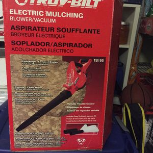 Electric leaf blower for Sale in Skokie, IL