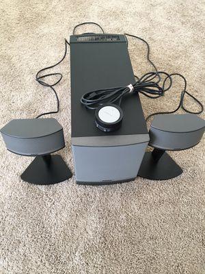 Bose Companion 5 Multimedia Speaker System for Sale in Weldon Spring, MO