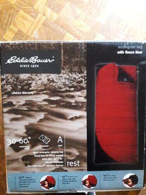 Eddie Bauer Sleeping Bag for Sale in Revere, MA
