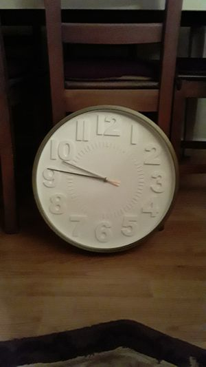Modern clock for Sale in Akron, OH