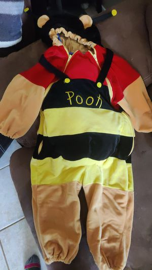 Disney Winnie the Pooh/bumble bee costume for Sale in Surprise, AZ