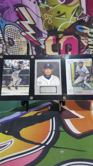 Ichiro baseball cards for Sale in Woodway, WA