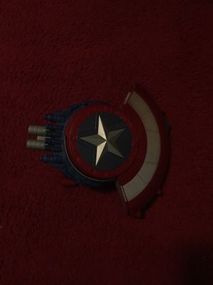 Nerf captain America shield for Sale in Union City, CA