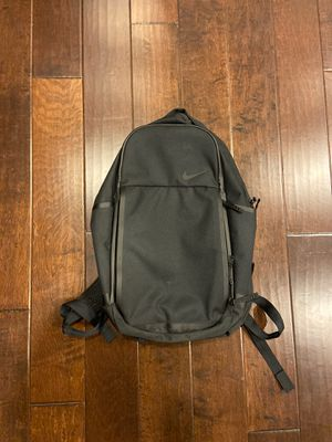 Nike backpack black medium large for Sale in Ontario, CA
