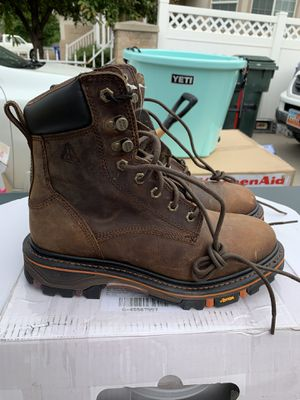 Cody James Men's size (10) Decimator Work Boots - Nano Composite Toe for Sale in Salt Lake City, UT