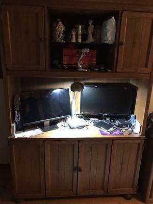 Computer desk or TV cabinet for Sale in Pylesville, MD