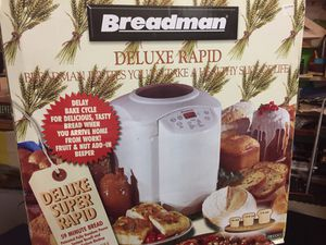 Bread maker by Salton for Sale in Chagrin Falls, OH