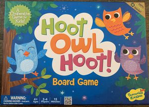 Hoot owl hoot! Board Game for Sale in Duluth, GA