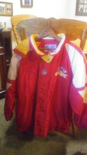 KC Chiefs NF L Stadium Jacket for Sale in Oroville, CA