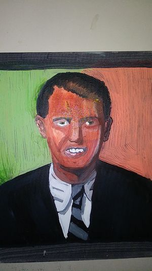 Senator Robert Kennedy Painting for Sale in Silver Spring, MD