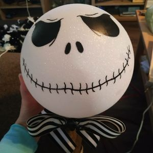 Nightmare before Christmas tree topper for Sale in Snellville, GA