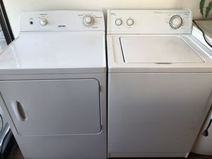 Washer and dryer electric for Sale in Cedar Hills, UT