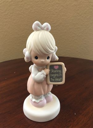Precious moment figure for Sale in Riverside, CA