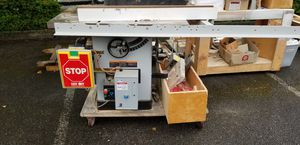 Single Phase Table Saw for Sale in Tacoma, WA