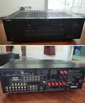 Yamaha hdmi 7.1ch stereo receiver amplifier for Sale in Long Beach, CA