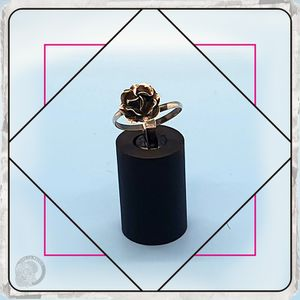 Rustic Rose Ring in Sterling Silver for Sale in Springfield, TN