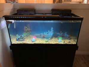 75 gallon fish tank for Sale in Troutdale, OR