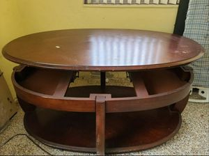 Coffee Table with Storage for Sale in North Miami Beach, FL
