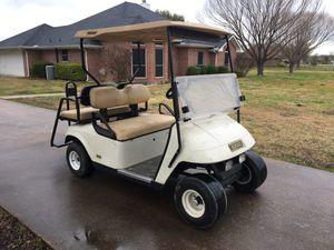 EZGO Golf Cart for Sale in Red Oak, TX