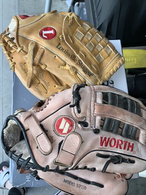 Softball Gloves for Sale in Westminster, CA