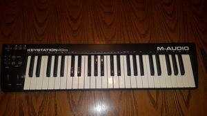 M Audio Keystation 49es | Midi Keyboard for Sale in Farmville, VA