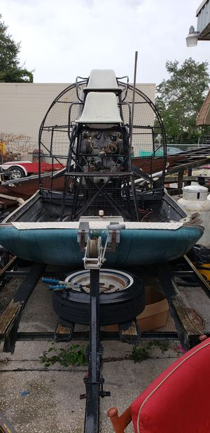 Air boat for Sale in Largo, FL